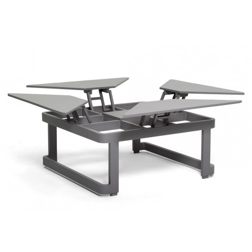 table basse avec siege. Black Bedroom Furniture Sets. Home Design Ideas