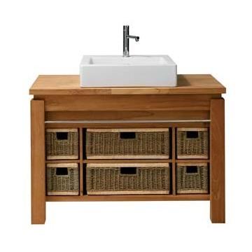 Pourquoi une salle de bain en teck la galerie du teck for Nettoyer meuble teck