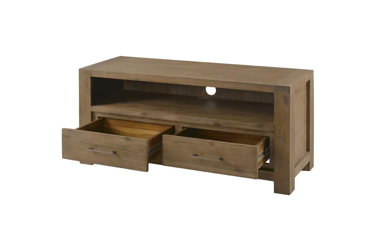 meuble tv acacia alinea solutions pour la d coration int rieure de votre maison. Black Bedroom Furniture Sets. Home Design Ideas