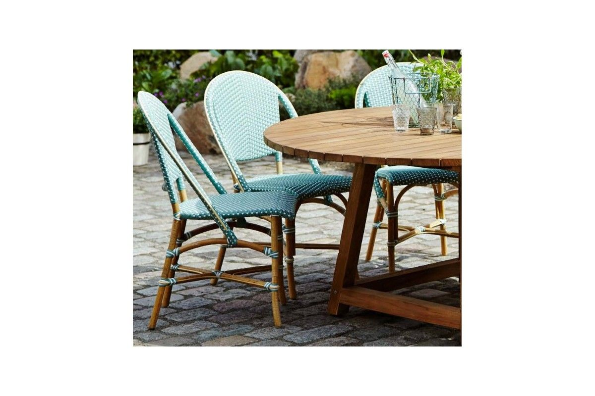 Salon de jardin rotin naturel for Fly mobilier de jardin