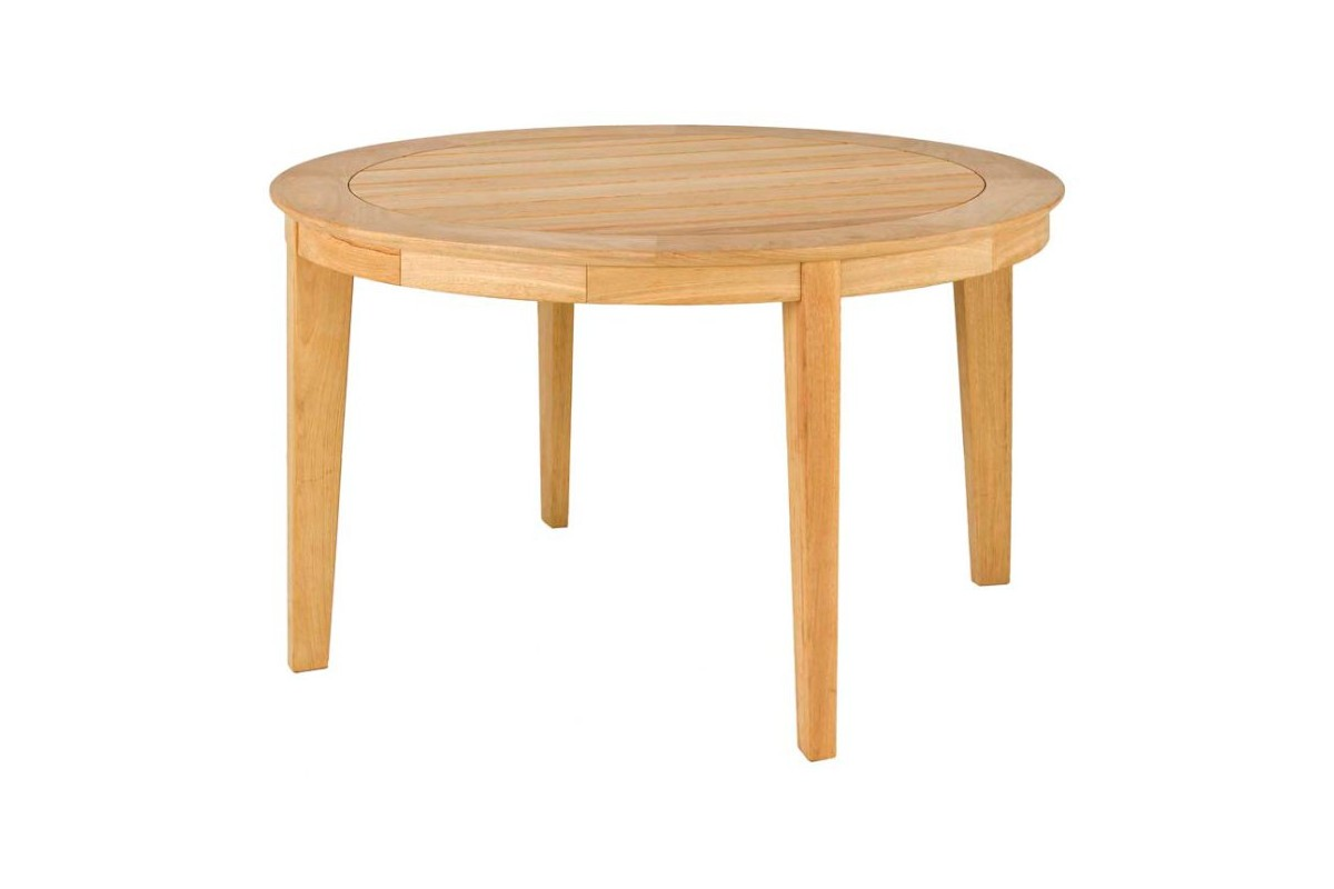 Table ronde en bois massif table ronde bois massif for Table ronde en bois extensible