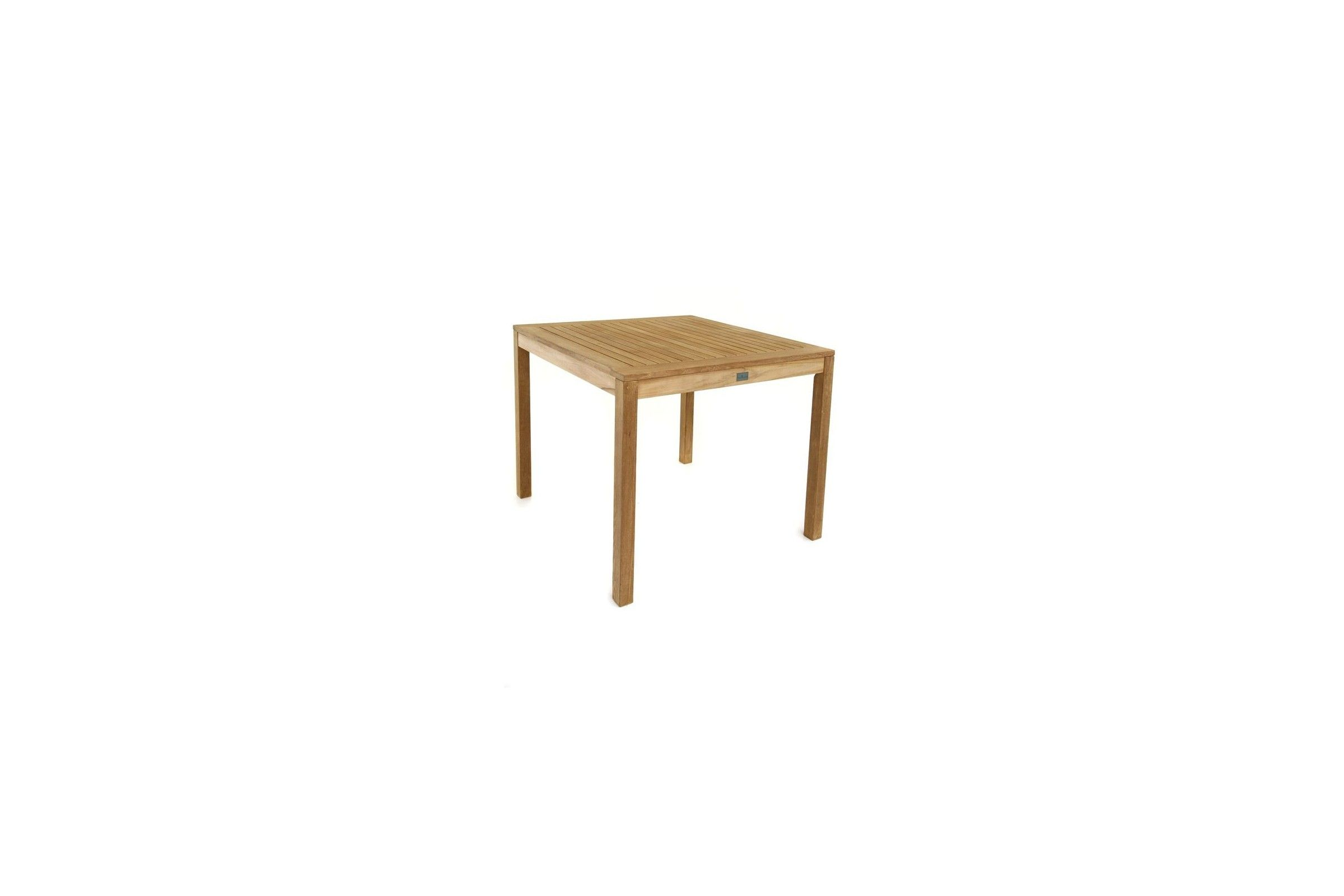 Table carree de jardin en teck des id es - Table jardin carree ...