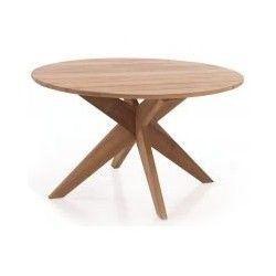 table de jardin en teck table basse et de repas en teck la galerie du teck. Black Bedroom Furniture Sets. Home Design Ideas