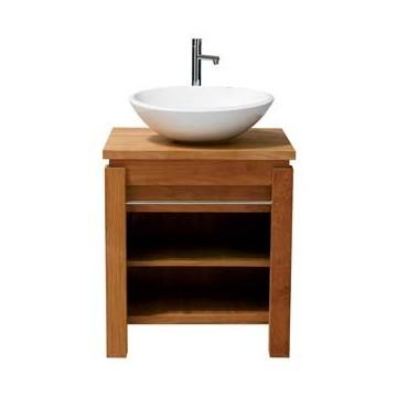 Meuble pour vasque poser meuble de salon contemporain - Etagere a poser sur meuble ...