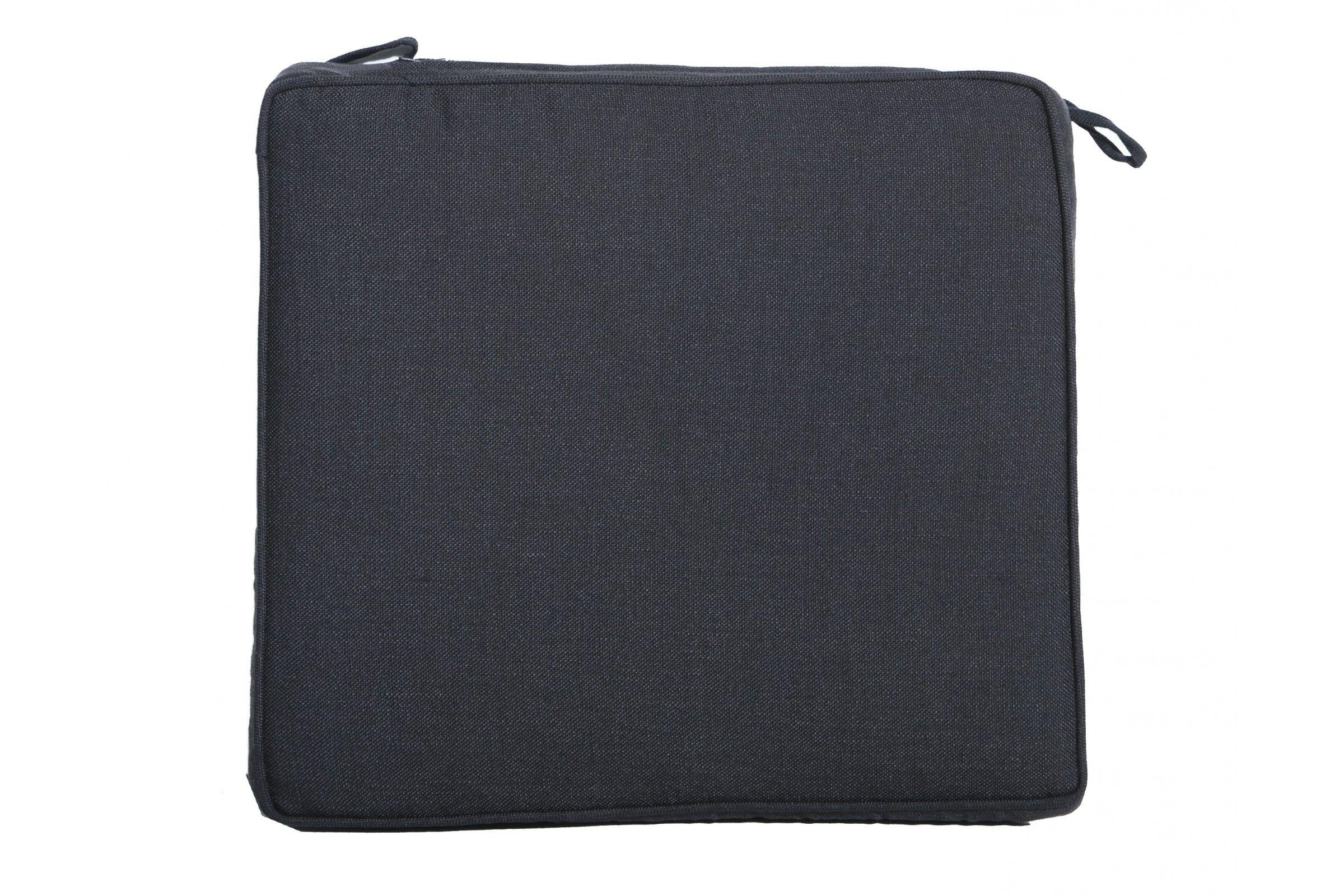 coussin de chaise pliante 40x45 cm d houssable la galerie du teck. Black Bedroom Furniture Sets. Home Design Ideas