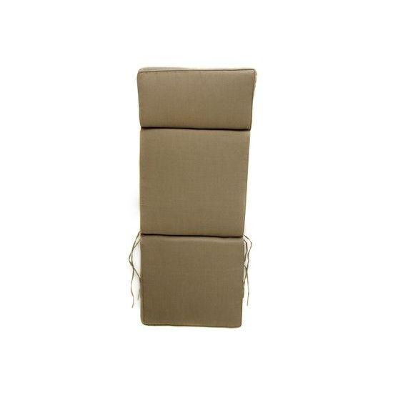 Coussin de chaise réglable