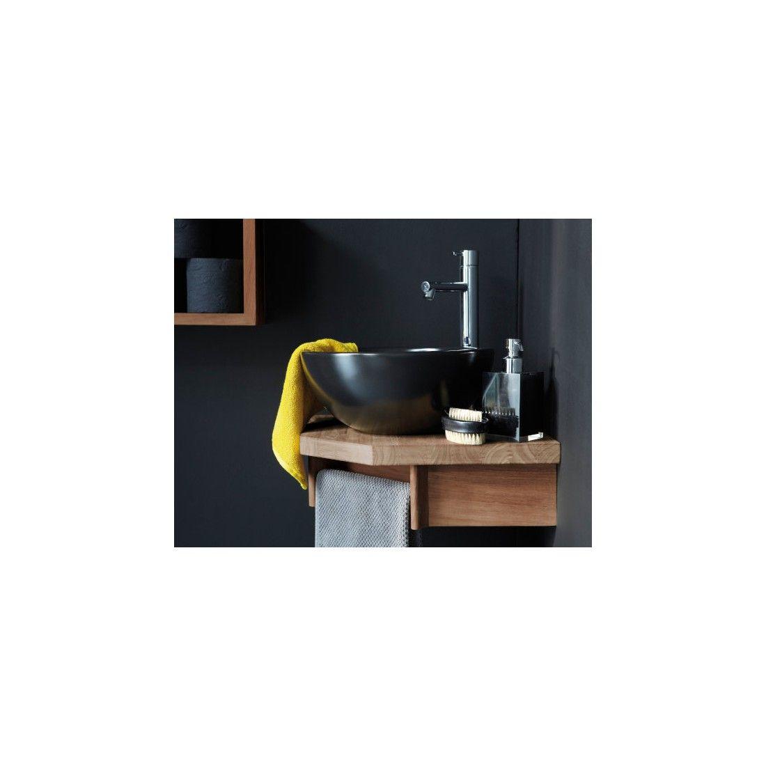 Vasque lave mains en céramique 32 cm, Spot de Line Art