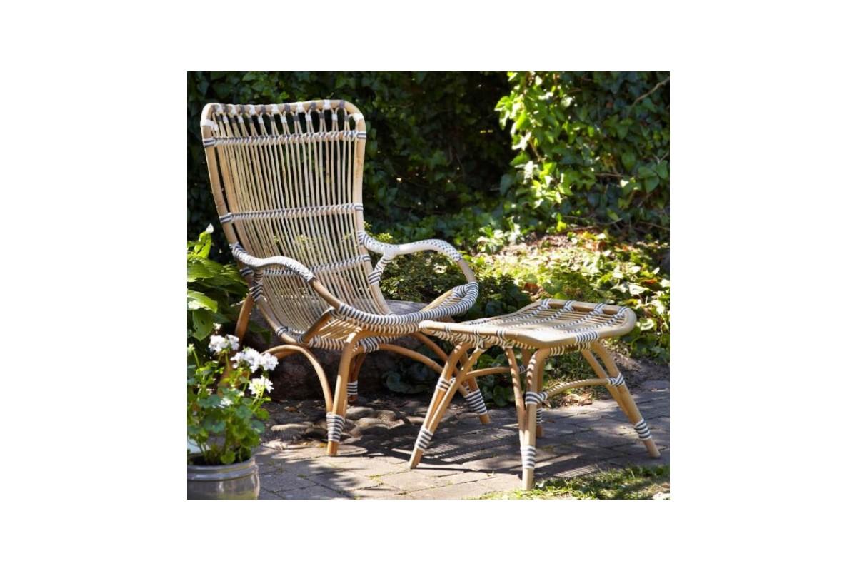 Beau coussin pour chaise rotin 9 fauteuil de jardin en for Coussin pour chaise rotin