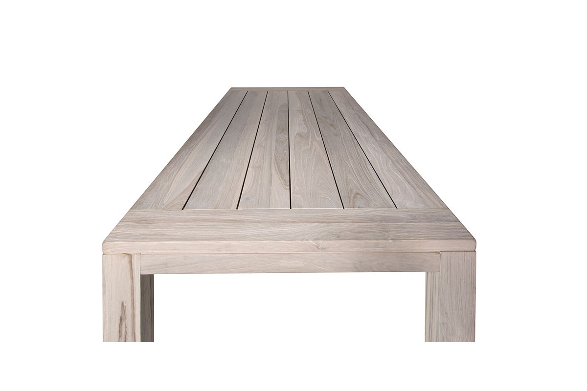 Beautiful Table De Jardin En Bois Recycle Ideas - House ...