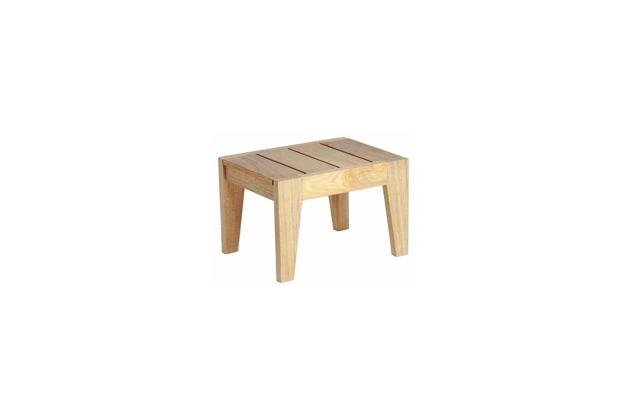 petite table basse en bois pour bain de soleil haut de. Black Bedroom Furniture Sets. Home Design Ideas
