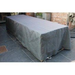 Bâche de protection pour ensembles tables et chaises