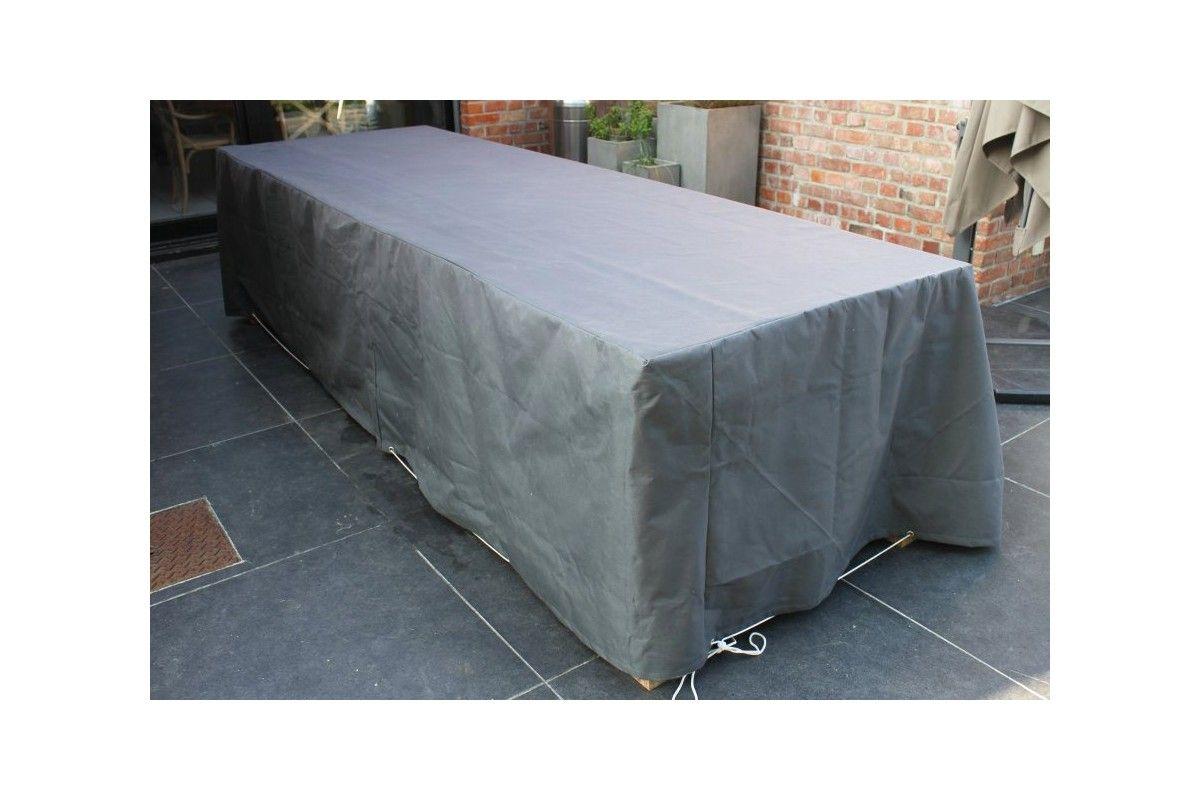 Bache de protection pour table et chaises la galerie du teck - Bache protection table exterieure ...