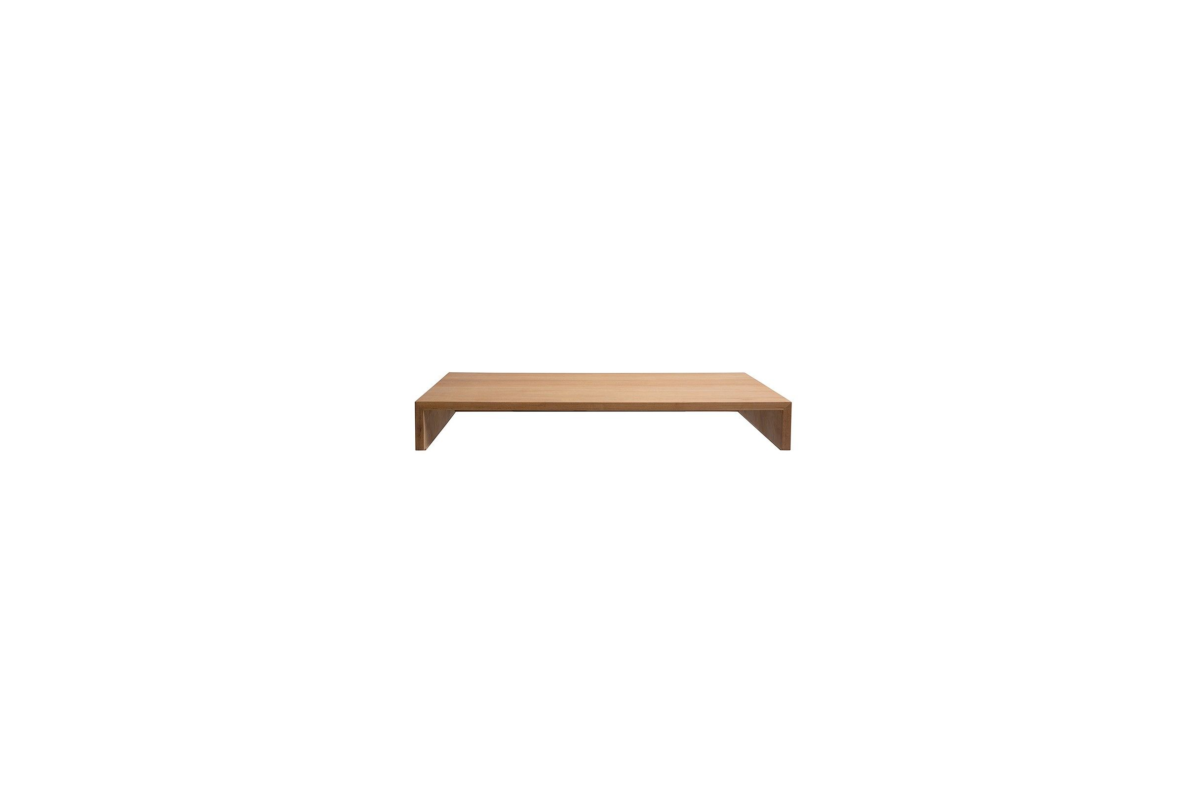 plan vasque suspendu en ch ne massif line art la galerie du teck. Black Bedroom Furniture Sets. Home Design Ideas