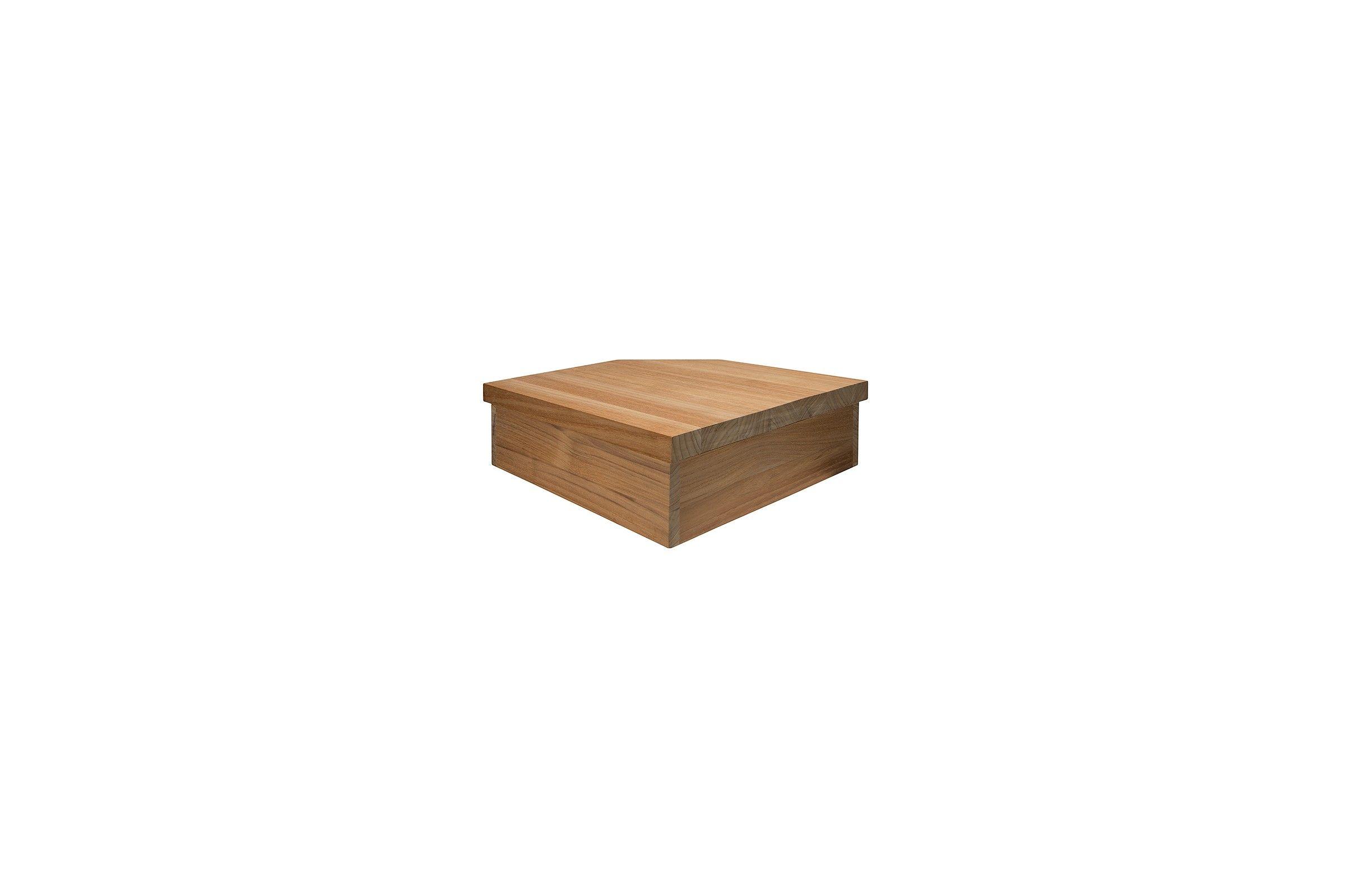 lave main d 39 angle en ch ne massif 40x40 cm. Black Bedroom Furniture Sets. Home Design Ideas