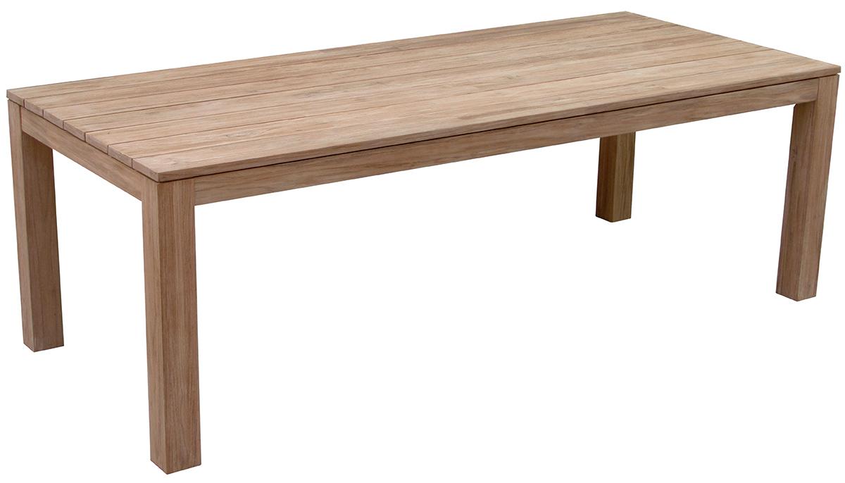 Table en teck massif 220 cm, Altea