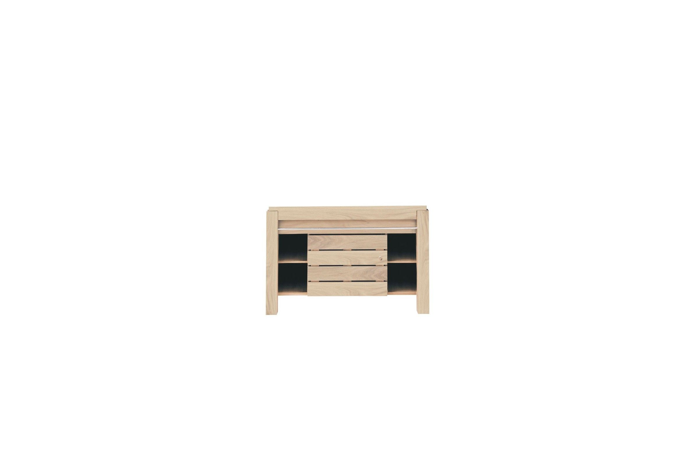meuble vasque en ch ne massif avec une porte gamme origin. Black Bedroom Furniture Sets. Home Design Ideas